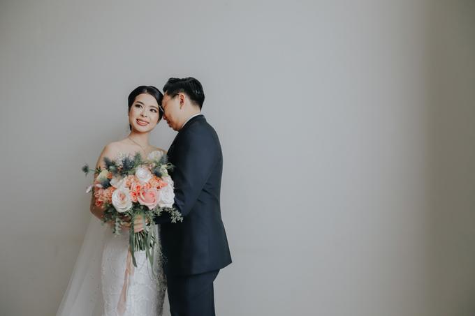The wedding of Hendry & Kartika by Kayika Wedding Organizer - 003