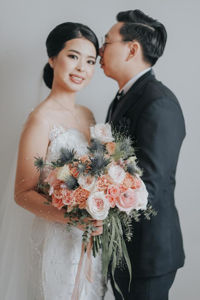 The wedding of Hendry & Kartika by Kayika Wedding Organizer - 005