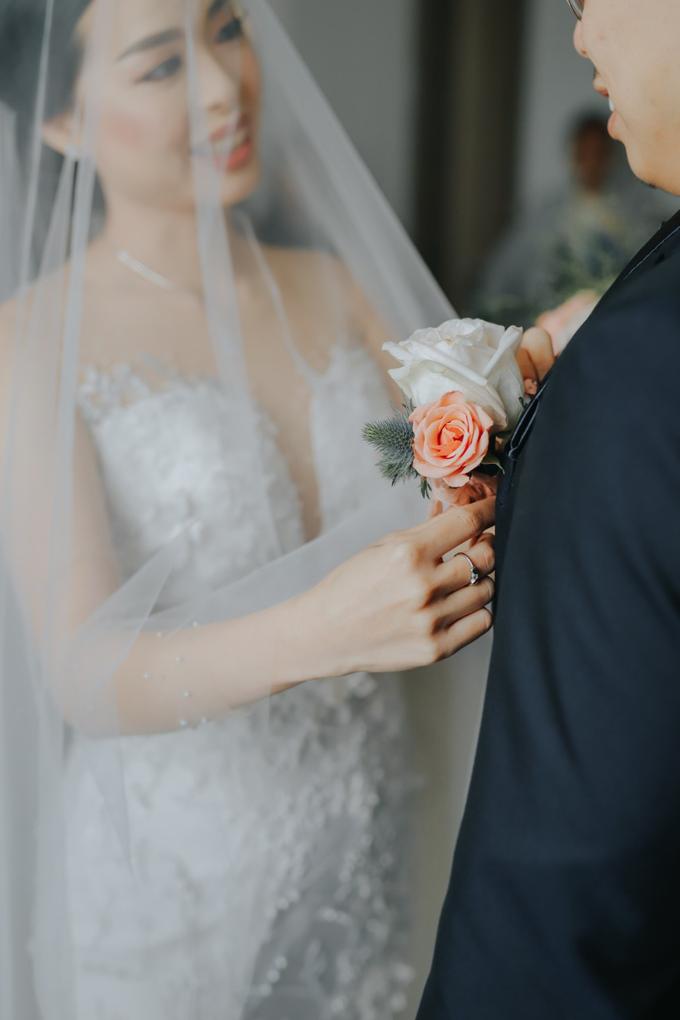 The wedding of Hendry & Kartika by Kayika Wedding Organizer - 008