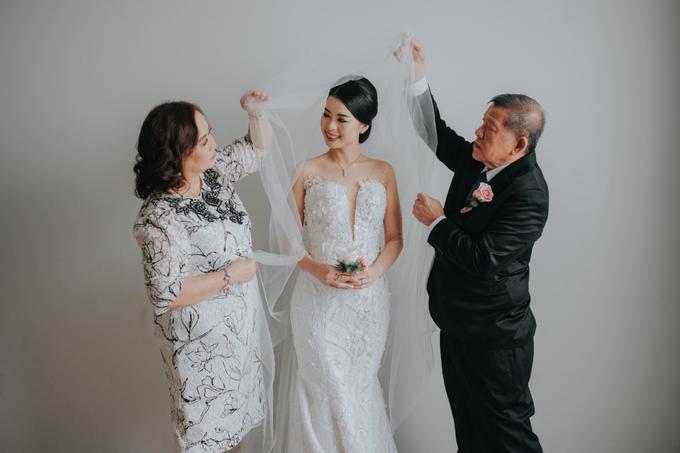 The wedding of Hendry & Kartika by Kayika Wedding Organizer - 007