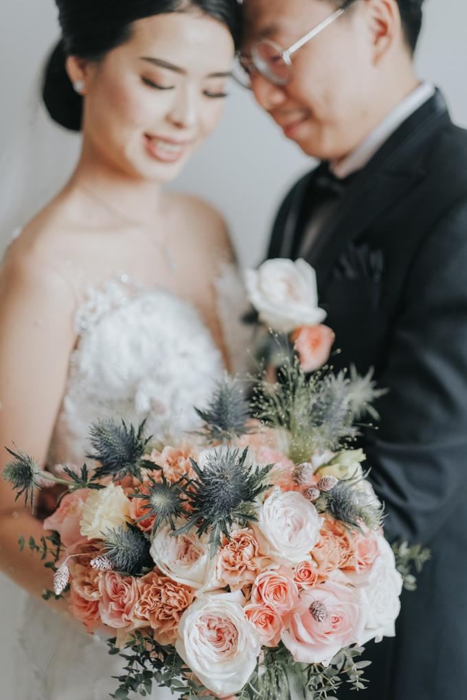 The wedding of Hendry & Kartika by Kayika Wedding Organizer - 006