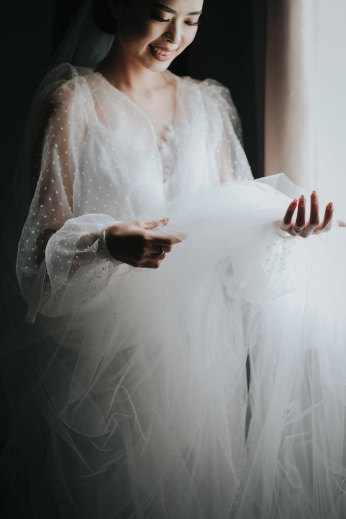 The wedding of Hendry & Kartika by Kayika Wedding Organizer - 013