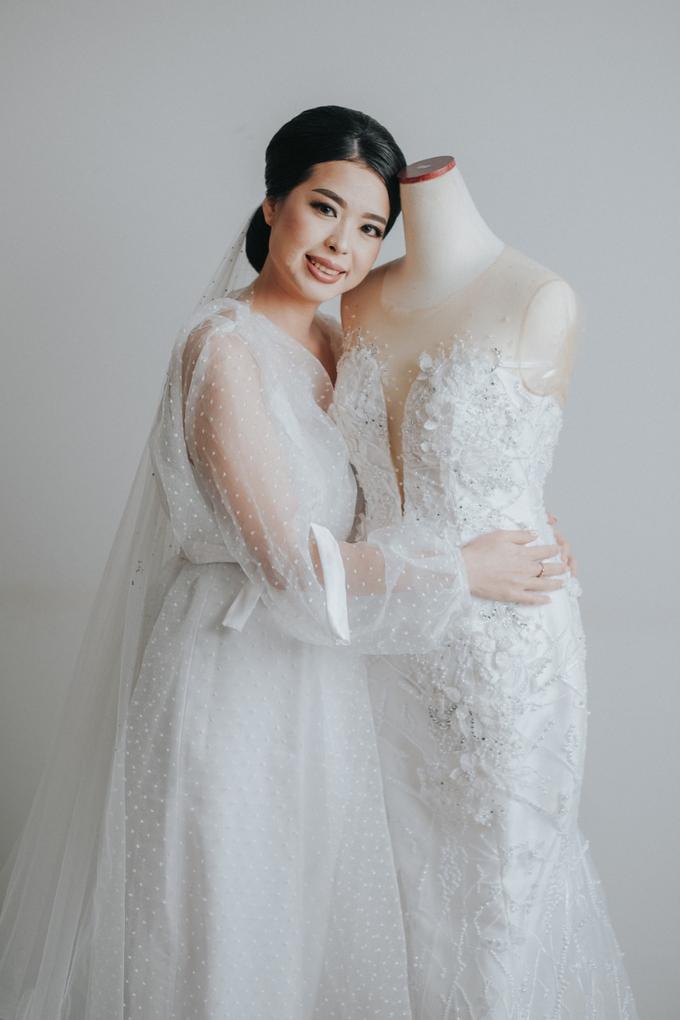 The wedding of Hendry & Kartika by Kayika Wedding Organizer - 012