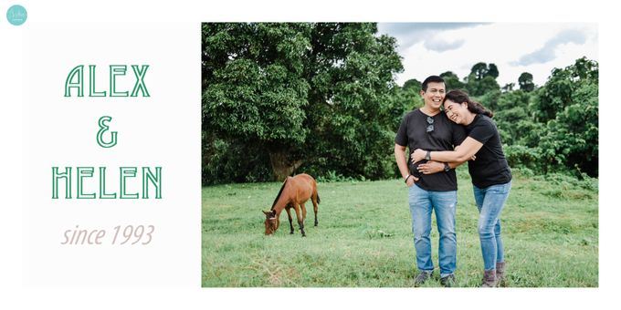 Alex and Helen since 93 by Aika Guerrero Photography - 001