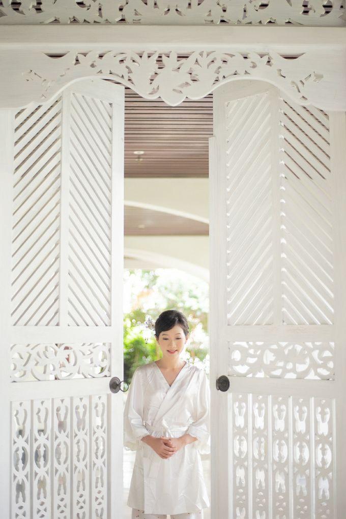 The Wedding Of Alexander & Veriana by Hilton Bali Resort - 002