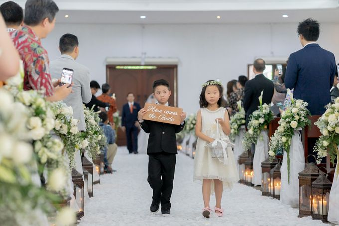 The Wedding Of Alexander & Veriana by Bali Wedding Atelier - 029