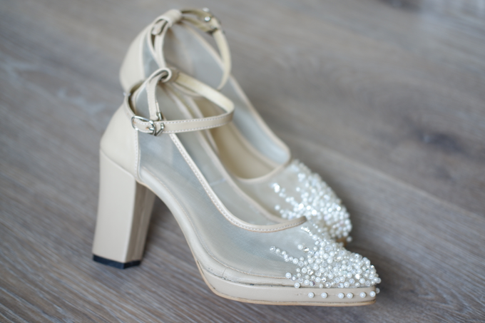Ms Vina by Alexa Wedding Shoes - 002