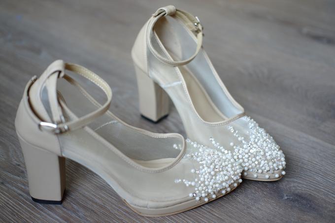 Ms Vina by Alexa Wedding Shoes - 001