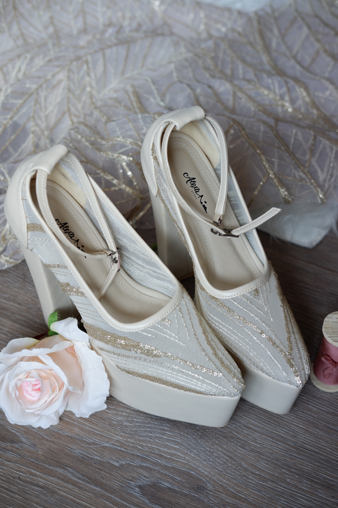 Yanti by Alexa Wedding Shoes - 002