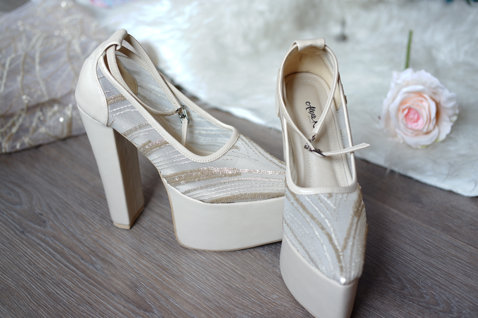 Yanti by Alexa Wedding Shoes - 003