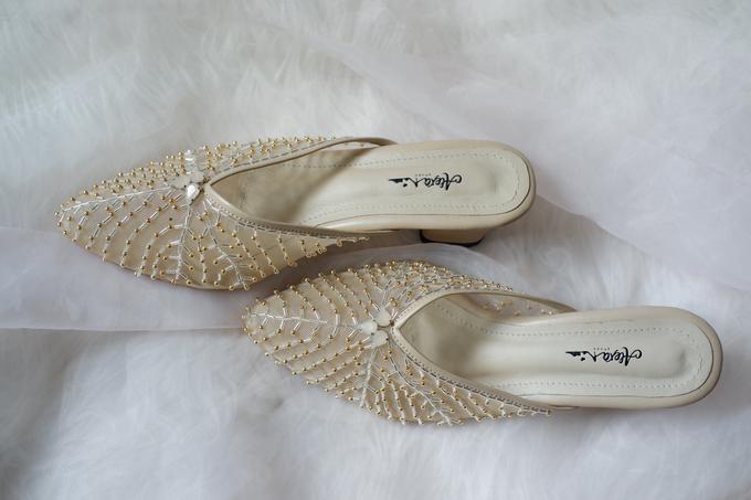 Ms Nadia by Alexa Wedding Shoes - 005