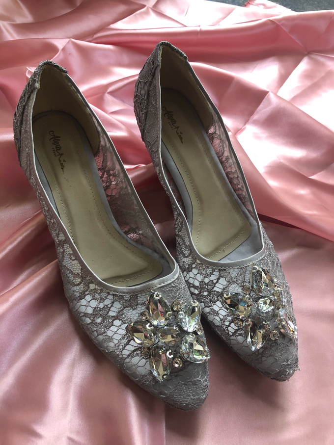 Ms Sovie by Alexa Wedding Shoes - 001