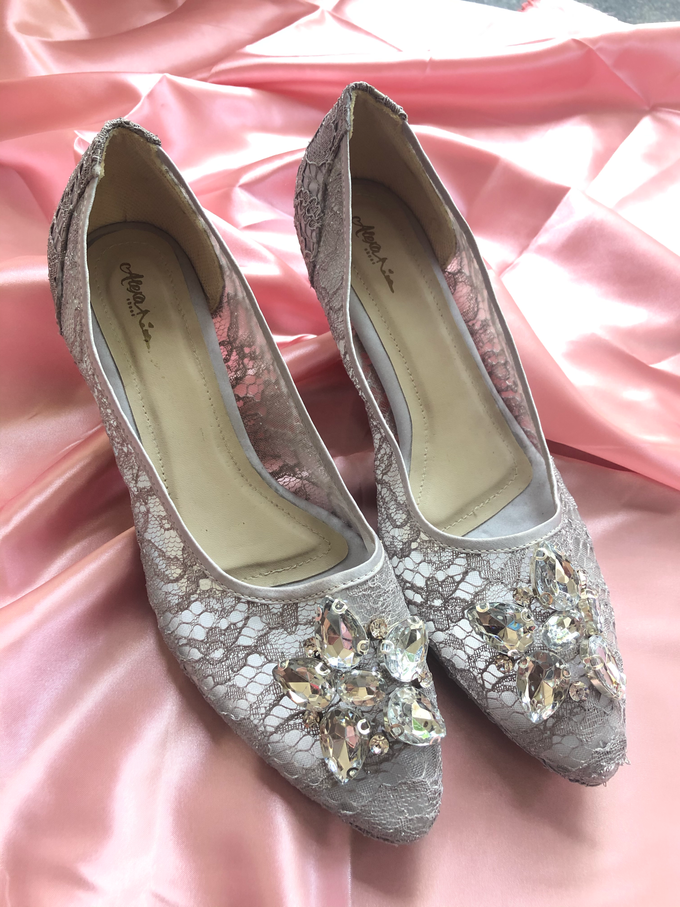 Ms Sovie by Alexa Wedding Shoes - 002