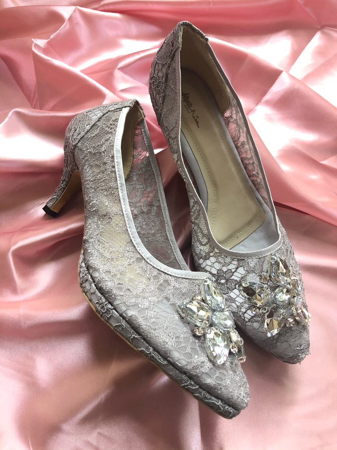 Ms Sovie by Alexa Wedding Shoes - 003