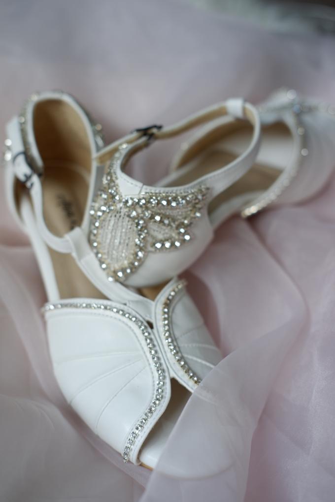 Ms Agnesia by Alexa Wedding Shoes - 002