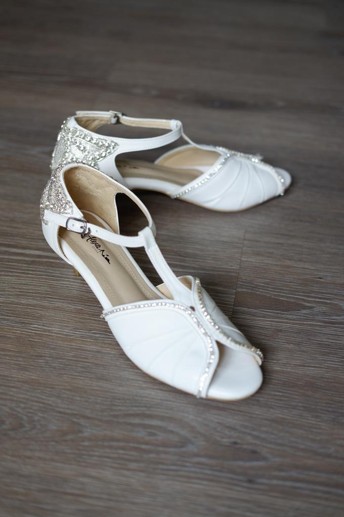 Ms Agnesia by Alexa Wedding Shoes - 003