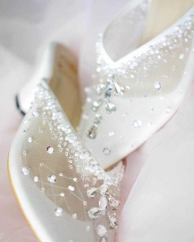 Ms Nadia  by Alexa Wedding Shoes - 001