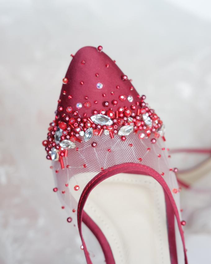 Ms Theofani 2 by Alexa Wedding Shoes - 001