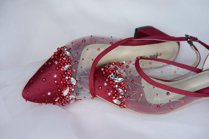 Ms Theofani 2 by Alexa Wedding Shoes - 005
