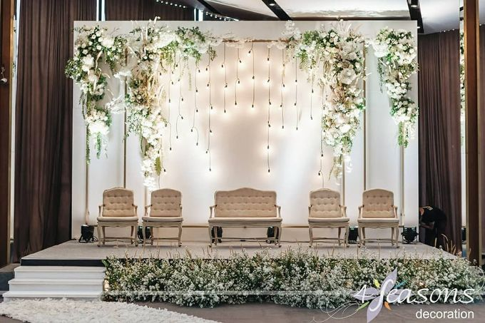 The Wedding Of Alexander Natasha by 4Seasons Decoration - 001