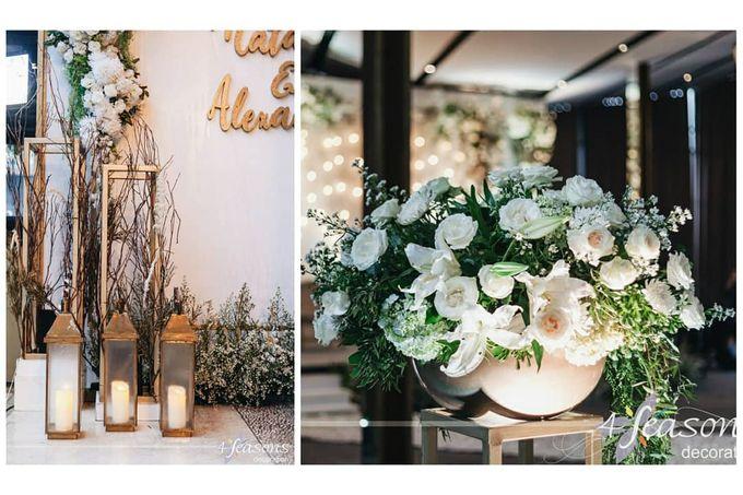 The Wedding Of Alexander Natasha by 4Seasons Decoration - 003
