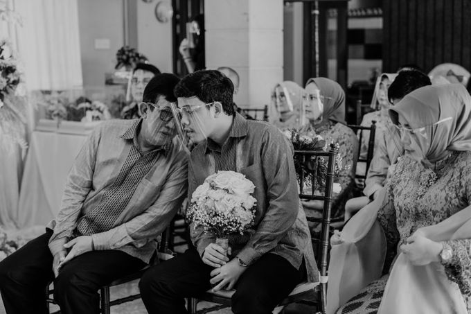 Alia & Rafi Engagement by AKSA Creative - 012