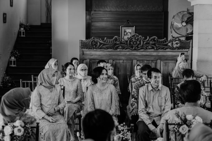 Alia & Rafi Engagement by AKSA Creative - 015