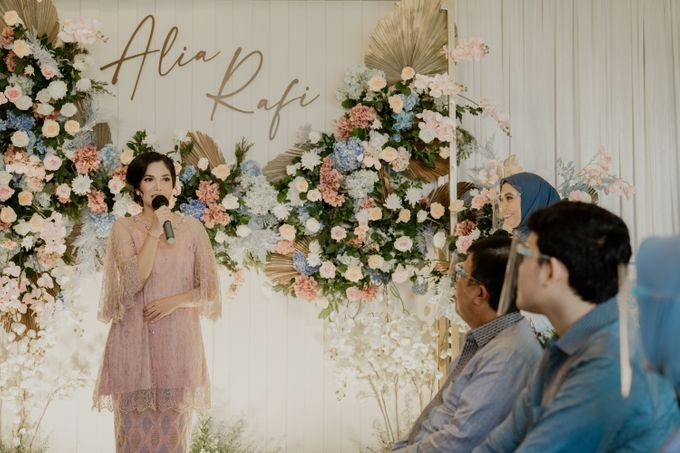 Alia & Rafi Engagement by AKSA Creative - 020