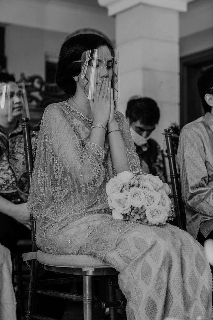 Alia & Rafi Engagement by AKSA Creative - 025
