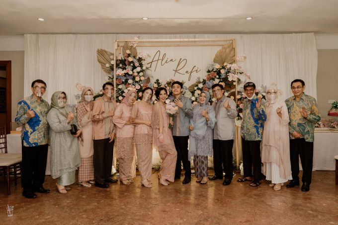 Alia & Rafi Engagement by AKSA Creative - 028