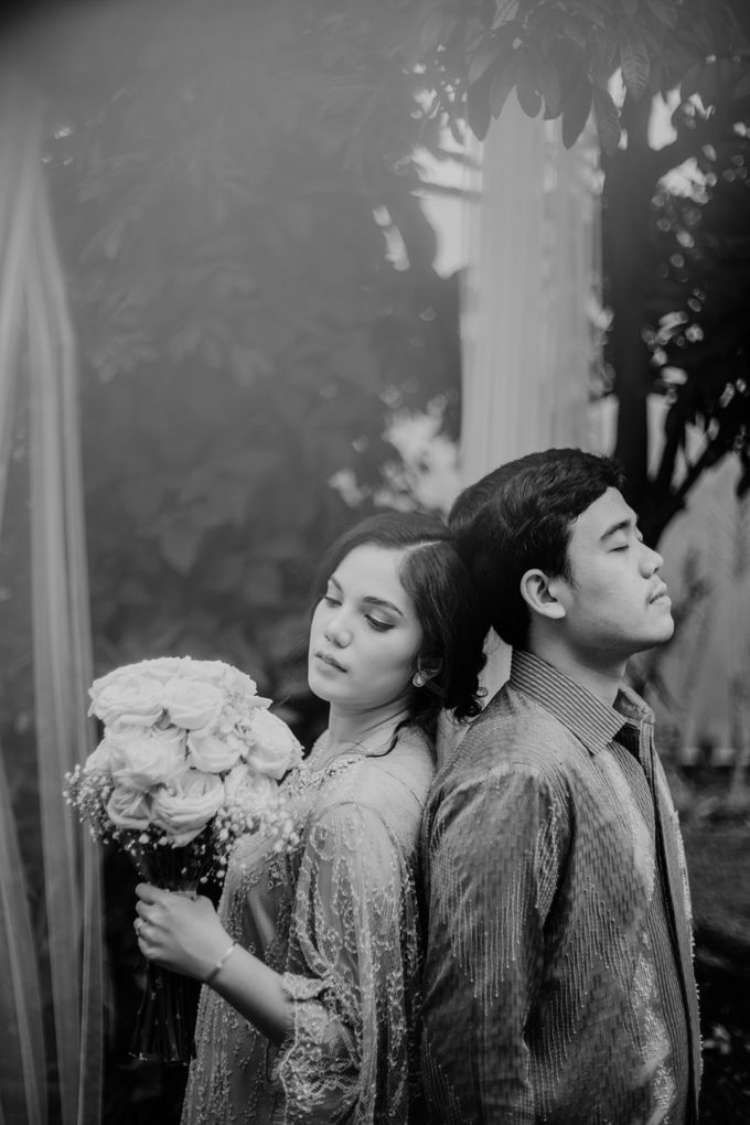 Alia & Rafi Engagement by AKSA Creative - 045