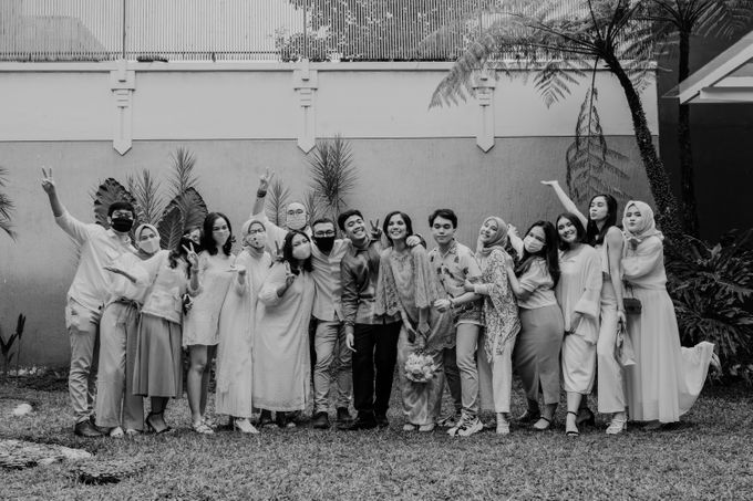 Alia & Rafi Engagement by AKSA Creative - 043