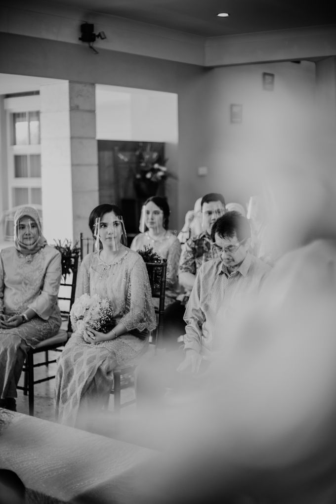 Alia & Rafi Engagement by AKSA Creative - 018