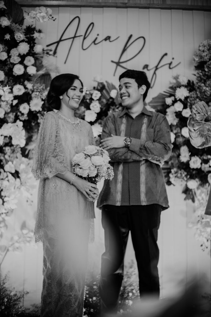 Alia & Rafi Engagement by AKSA Creative - 021