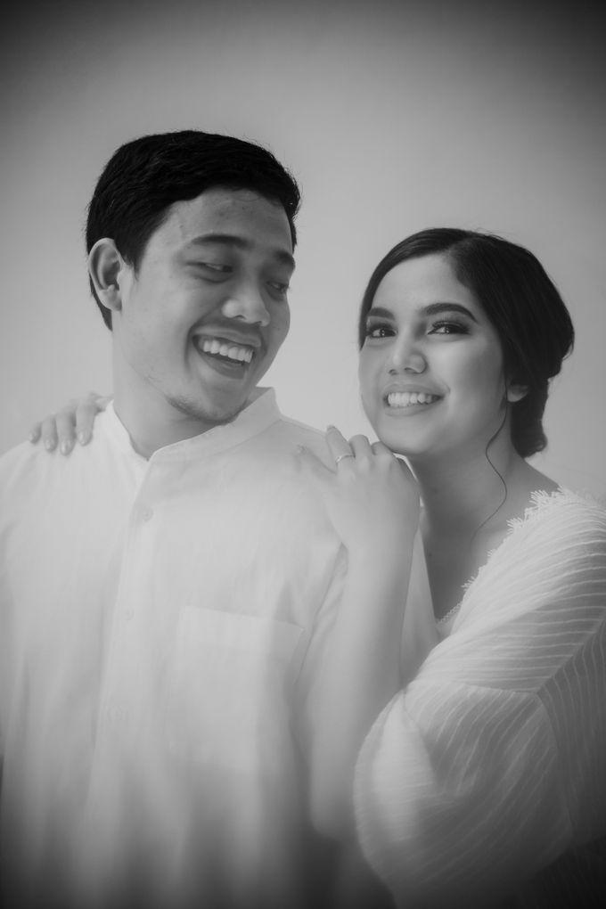 Alia & Rafi Prewedding by AKSA Creative - 008