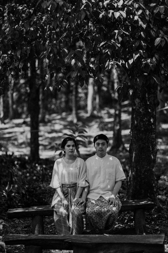 Alia & Rafi Prewedding by AKSA Creative - 041