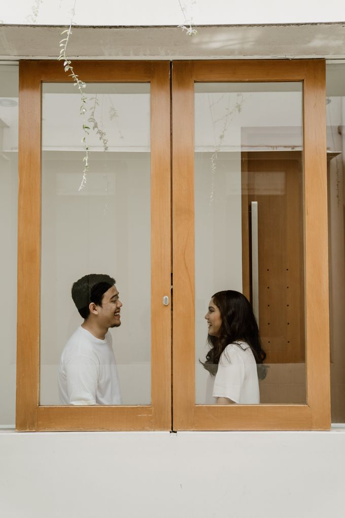 Alia & Rafi Prewedding by AKSA Creative - 002