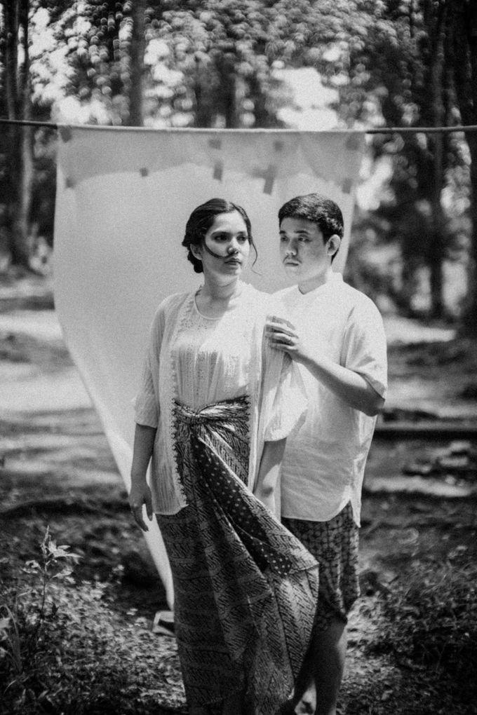 Alia & Rafi Prewedding by AKSA Creative - 038