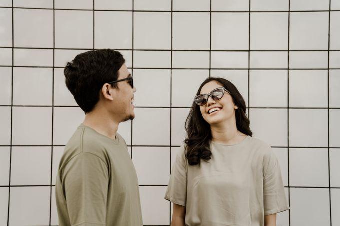 Alia & Rafi Prewedding by AKSA Creative - 004