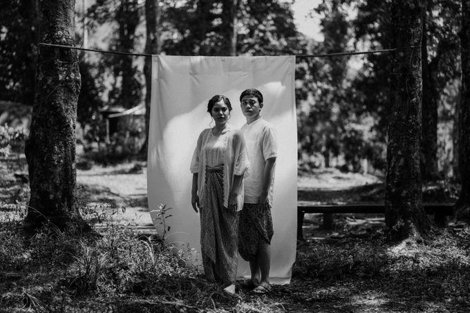 Alia & Rafi Prewedding by AKSA Creative - 032