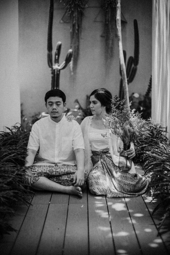 Alia & Rafi Prewedding by AKSA Creative - 012