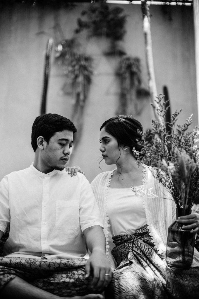Alia & Rafi Prewedding by AKSA Creative - 013