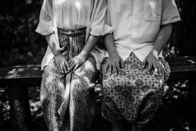 Alia & Rafi Prewedding by AKSA Creative - 042
