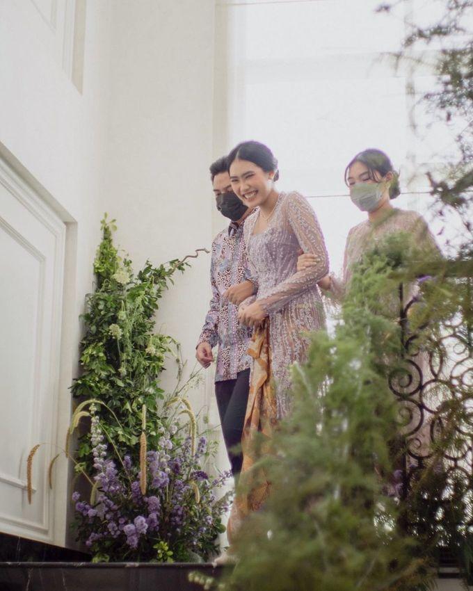 Engagement Day of Alika Islamanda & Raja Siregar by Lila Rosé Weddings - 004
