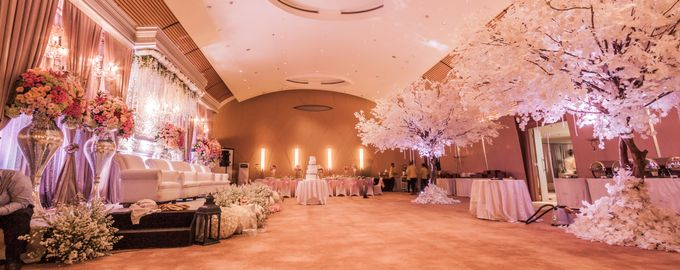 Wedding Experience at Alila Jakarta by Sparks Luxe Jakarta - 018
