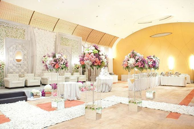 Wedding Experience at Alila Jakarta by Sparks Luxe Jakarta - 005