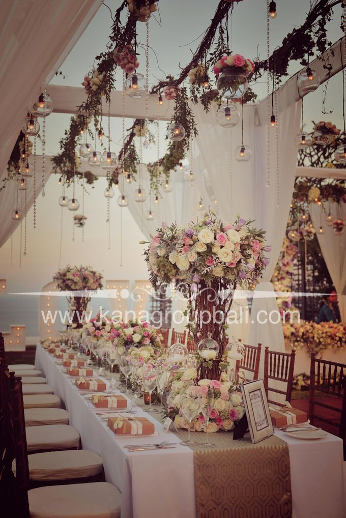 Morabito art villa wedding