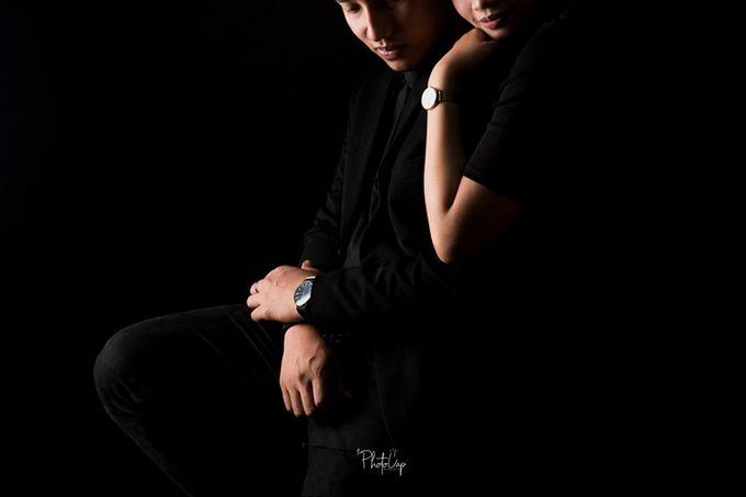 Prewedding Studio Photoshoot by ThePhotoCap.Inc - 009