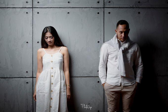 Prewedding Studio Photoshoot by ThePhotoCap.Inc - 001