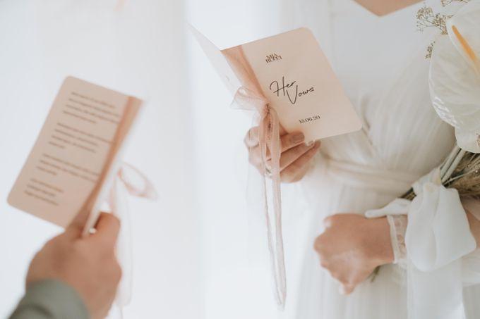 Micro Wedding Mia & Rucci by Nikahan Teman - 003